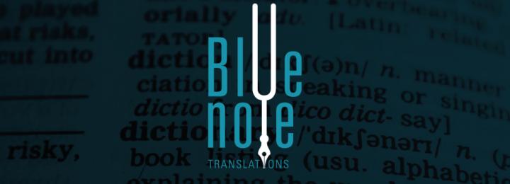 Blue Note Translations