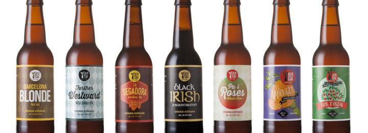 Etiquetes Beercat